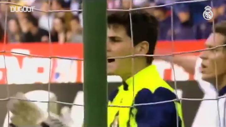 أفضل لحظات الأسطورة إيكر كاسياس مع ريال مدريد