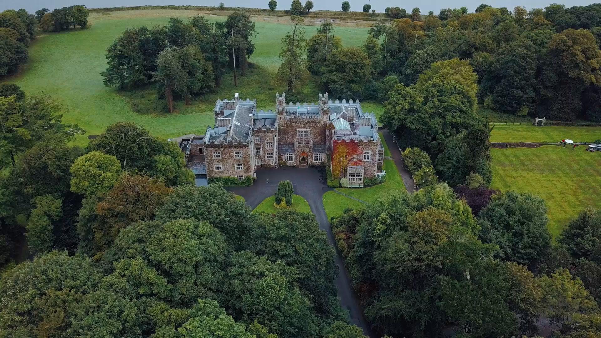 Jo + Rowland | Waterford, Ireland | waterford castle hotel