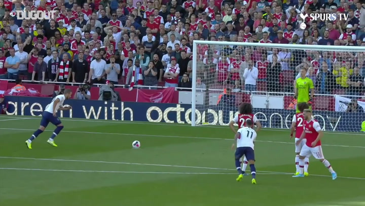 Trọn bộ bàn thắng của Harry Kane tại Premier League (2019-20)
