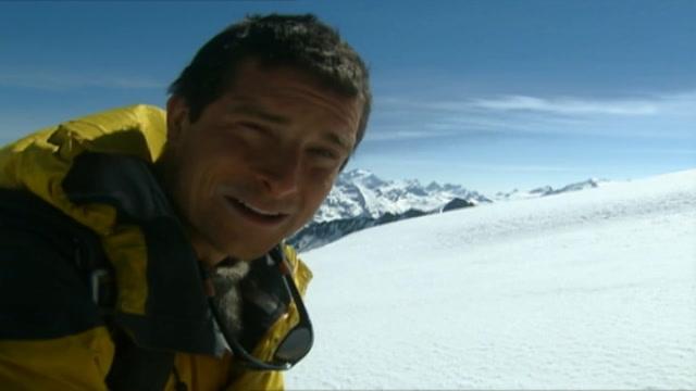 Trügerische Gletscher