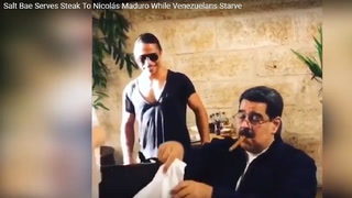 Where are the celebrities and leftists who praised Venezuela's descent into socialism now?