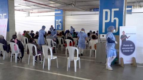 Colombia rebasa las 100.000 muertes por covid-19 entre protestas y lenta vacunación