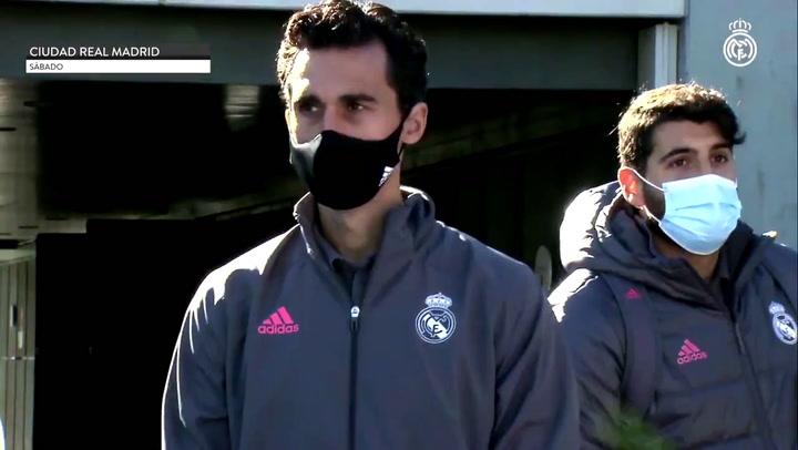 Debut exitoso de Arbeloa al frente del Infantil A del Madrid