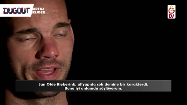 Sneijder Dreams Of Coaching His Sons As Pros