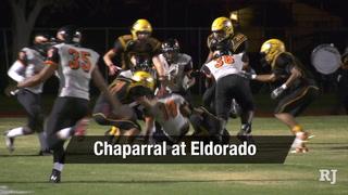 Nevada Preps: Chaparral at Eldorado