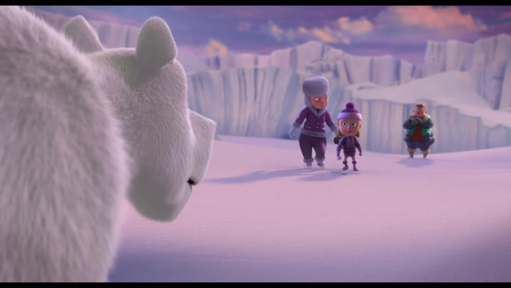 Norm of the North (2016) - Deleted Scene