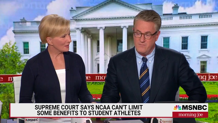Scarborough on DeSantis: 'This Guy Is Taking Over the Republican Party'