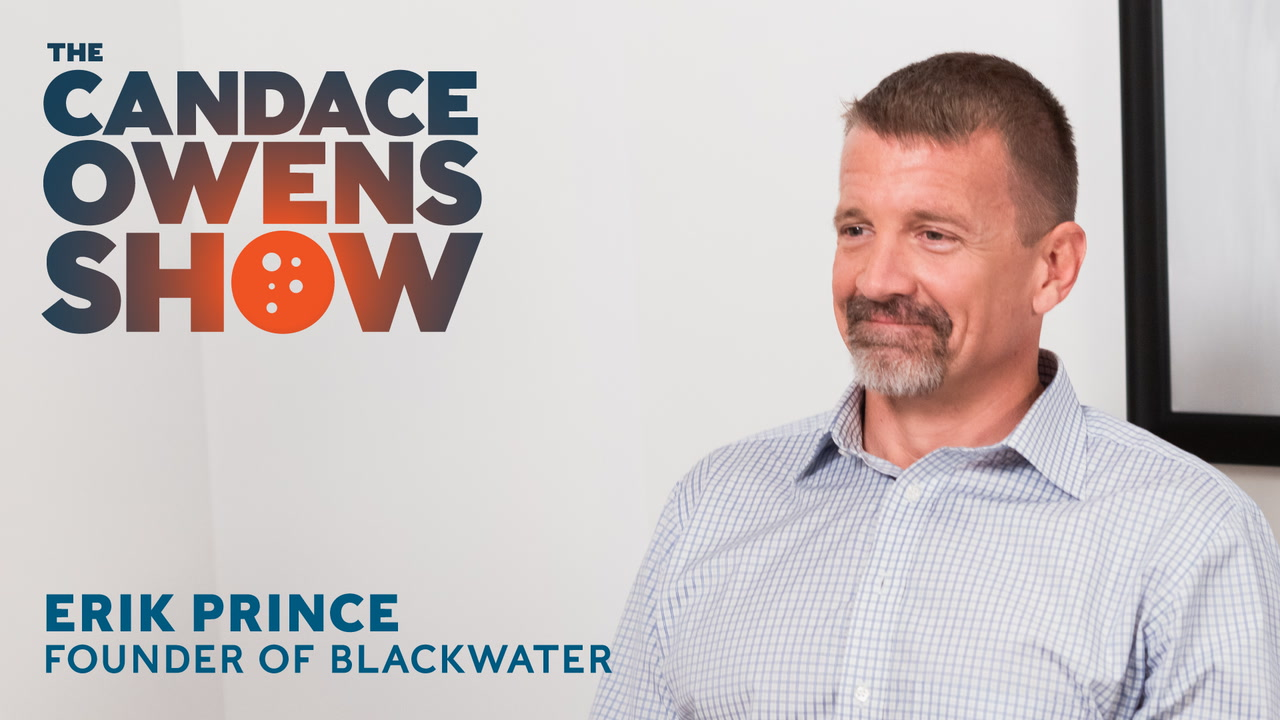 The Candace Owens Show: Erik Prince