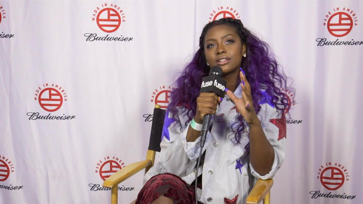 Justine Skye Talks Fan Reactions To New Music