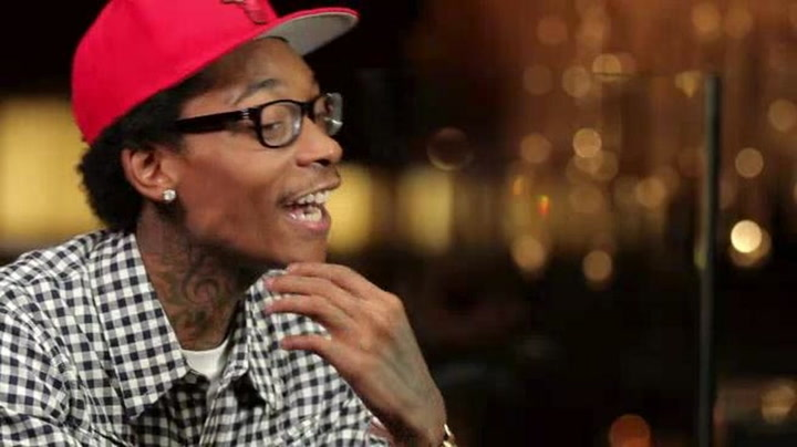 Shows: Carson Daly: You Won't See Wiz Khalifa's Tats In His New Movie