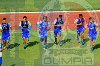 Olimpia, el corazón de la Honduras de Fabián Coito que busca clasificar a Tokio 2020