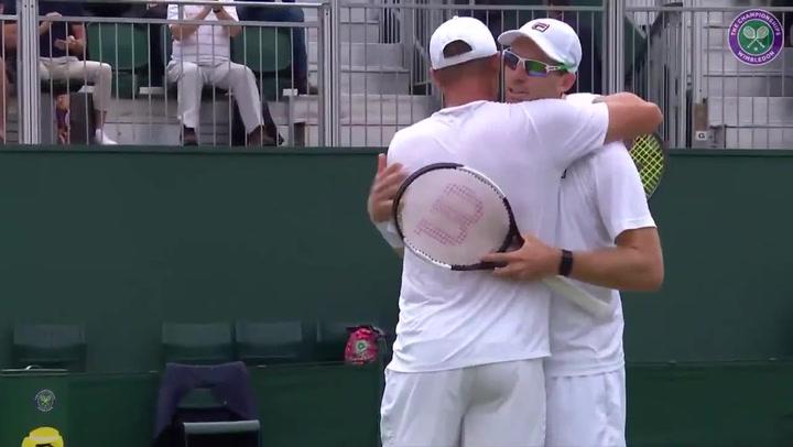 ¡Histórico primer 'tiebreak' con 12-12 en Wimbledon!
