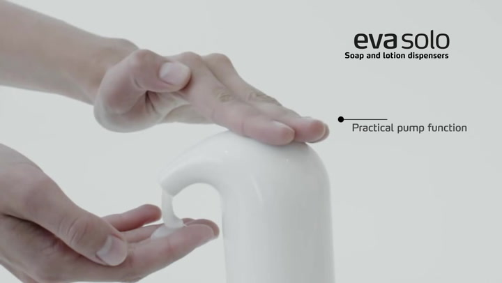 Preview image of Eva Solo Soap Lotion Dispenser video