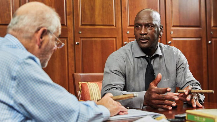 Michael Jordan on His Favorite Smokes & Visiting Cuba