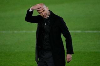 Zidane tras el empate: