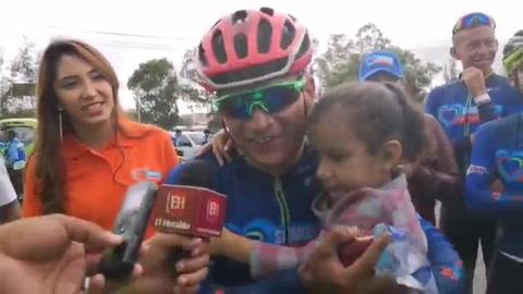 Jorge Torres es el campeón de la 7ma Vuelta Ciclística de El Heraldo