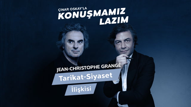 Konuşmamız Lazım - Jean-Christophe Grangé - Tarikat- Siyaset İlişkisi