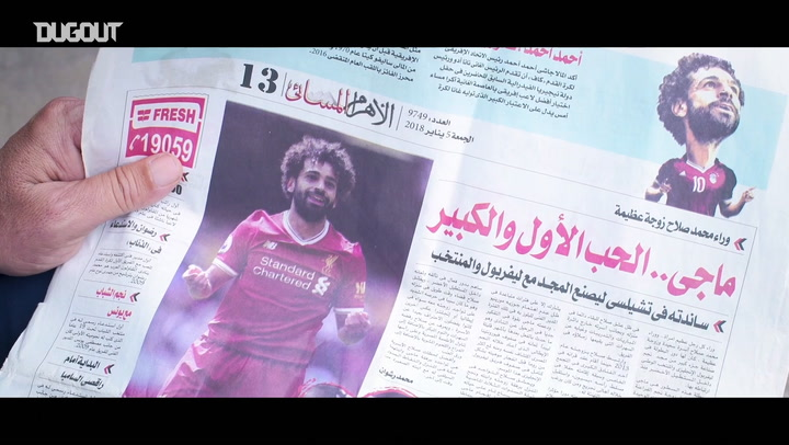 From Nagrig To Liverpool: Mohamed Salah's Incredible Story