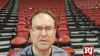 RJ's Mark Anderson on UNLV's loss to Loyola Marymount