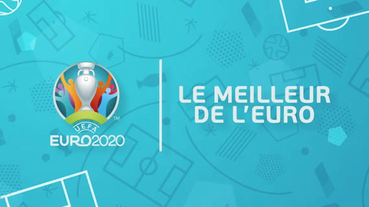 Replay Le meilleur de l'euro 2020 - Lundi 14 Juin 2021