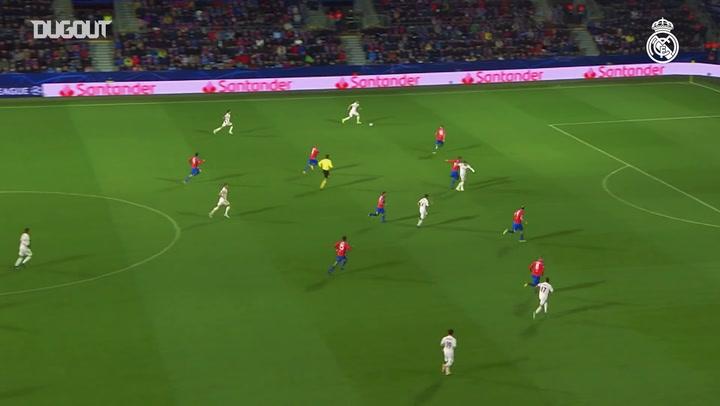 أفضل ٥ أهداف لكريم بنزيمة في دوري أبطال أوروبا