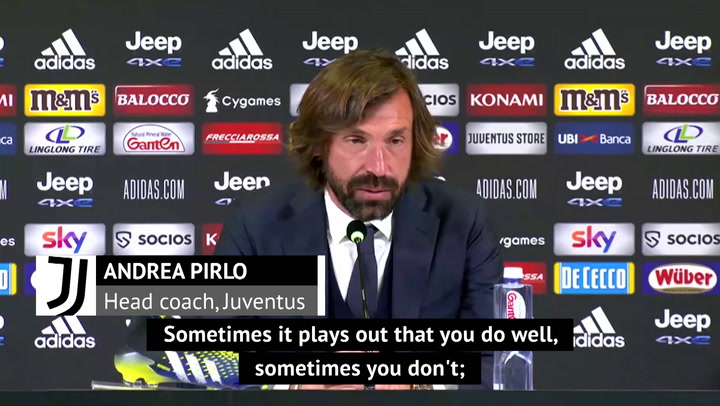 Pirlo silences Juve doubters with Napoli win
