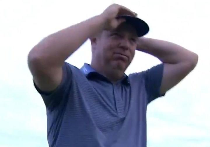 Ross McGowan gana el Open de Italia de golf