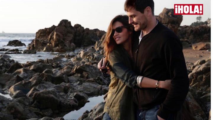 Iker Casillas y Sara Carbonero celebran el cumpleaños del futbolista entre amigos