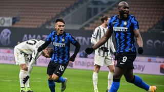 Inter se baja a la Juventus de Cristiano Ronaldo y amenaza al Milan en Italia