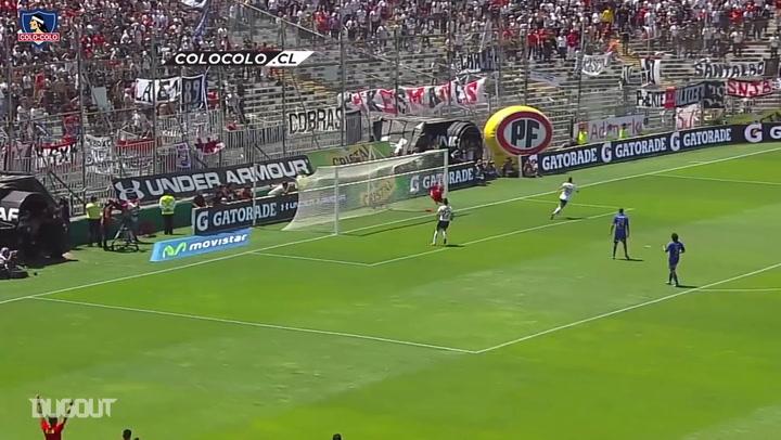 Esteban Paredes's best Colo-Colo moments