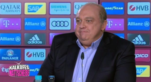 Hoeneß & Rummenigge - Die irre Pressekonferenz vom FC Bayern München