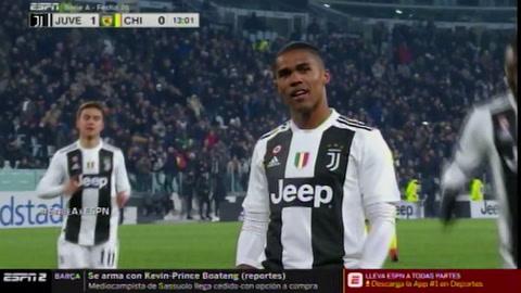 Juventus 3 - 0 Chievo Verona
