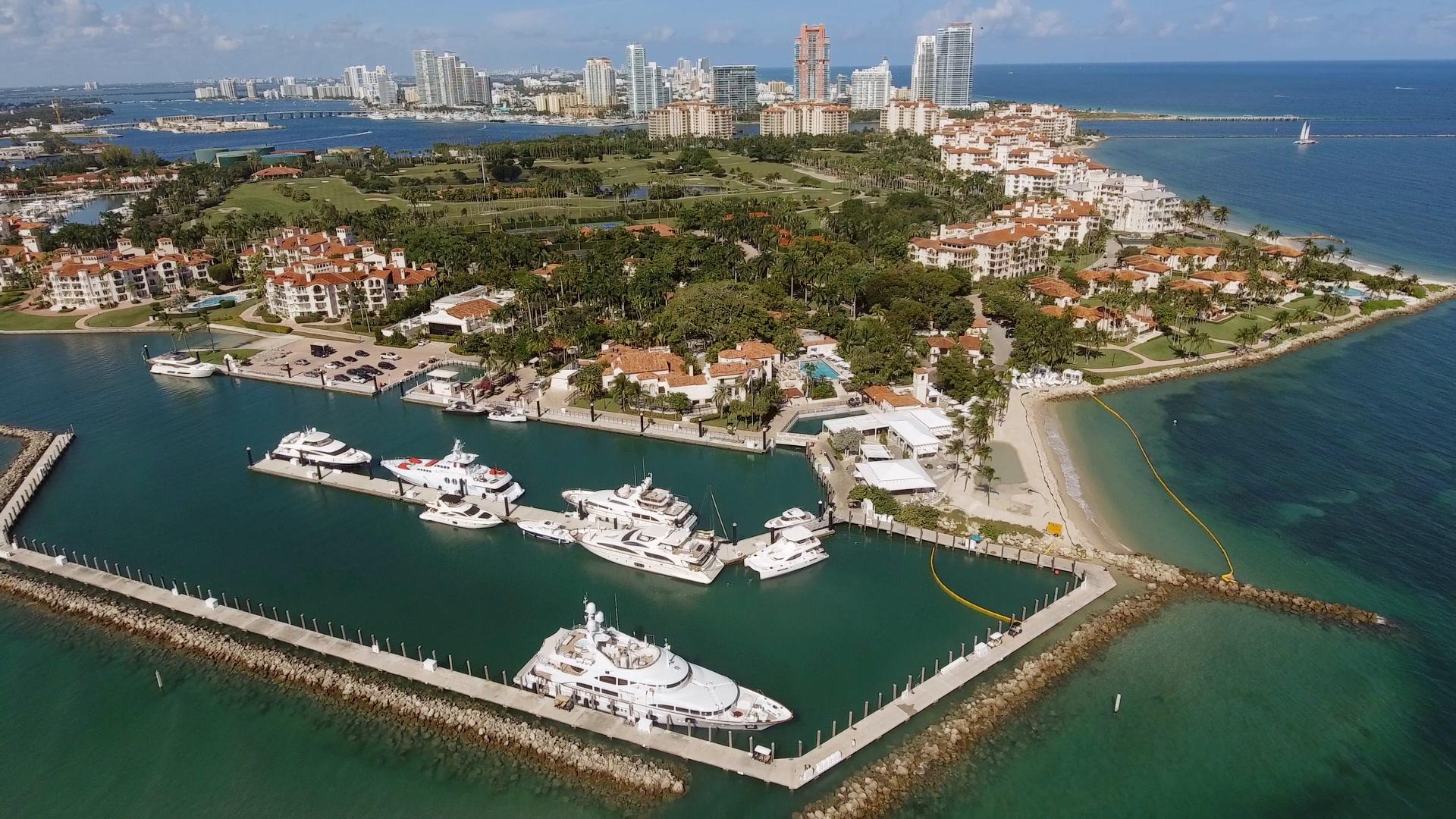 Madeline + Carl | Miami, Florida | Fisher Island Club
