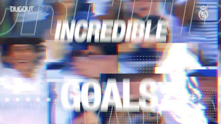 Incredible Goals: James Rodriguez Vs Betis