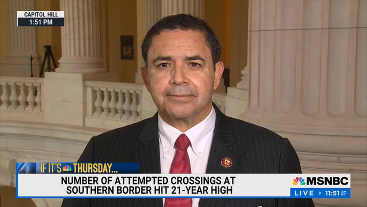 Cuellar: W.H. 'Purposely' Not Showing Deportations Because 'They Don't Want to Offend the Left' and Activists