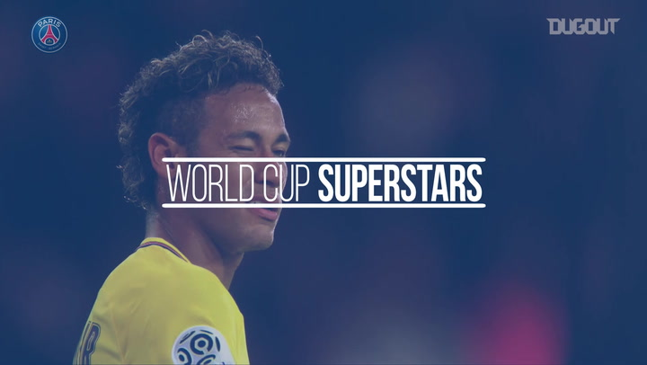 World Cup Superstars: Neymar