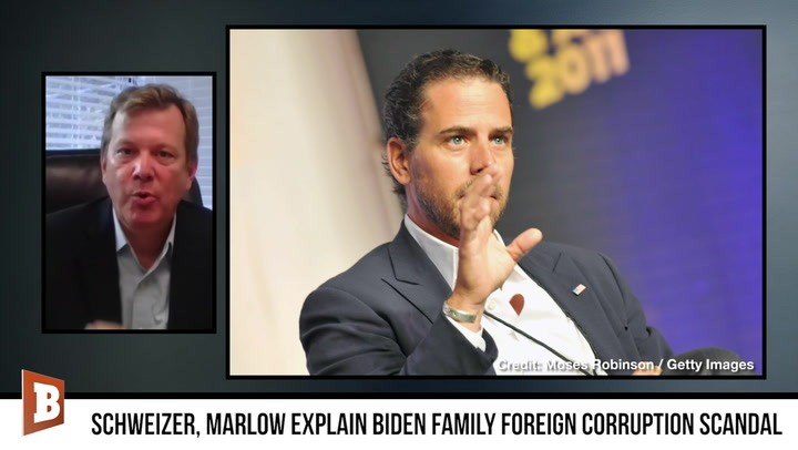 "Schweizer: Hunter Biden Part of ""Veritable United Nation of Corruption"""