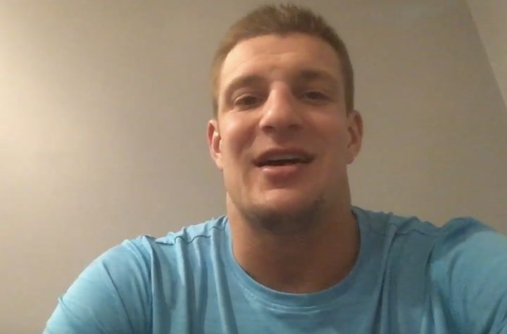 Gronk's Cause but No Cleats