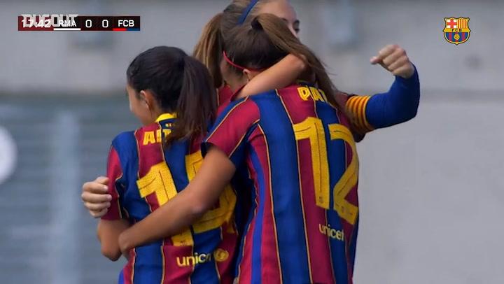 Highlights: Real Madrid 0 - 4 Barça Women
