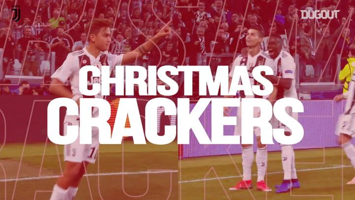 Christmas Crackers: Paulo Dybala Vs Cristiano Ronaldo