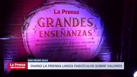 Diario La Prensa lanza fascículos sobre valores