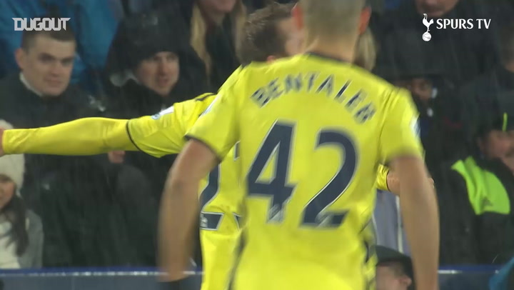 Spurs' Top Five Strikes Against Leicester