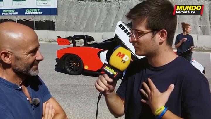 Antonio Lobato da su opinión sobre la participación de Alonso en el Dakar