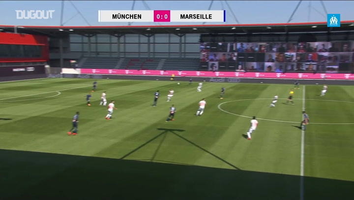 Highlights: OM edged out by FC Bayern in friendly