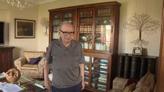 El célebre compositor italiano Ennio Morricone murió en Italia a los 91 años