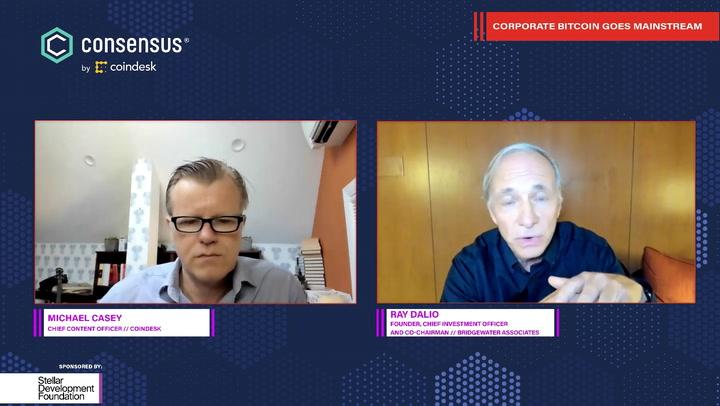 Ray Dalio Says He Has 'Some Bitcoin'