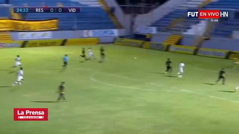 Real España 0 - 1 Vida (Torneo Apertura 2020)
