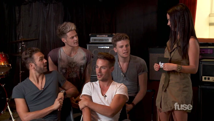 Interviews: Gymnastics, Rapping & Parrots: UK Pop Band Lawson Play Truth or Dare