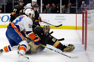 Marc-Andre Fleury notches 60th shutout in 1-0 win over Islanders