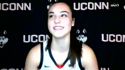 Huskies All Access: UConn freshman Nika Muhl reflects on falling in love with basketball
